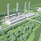 Kudepsta Thermal Power Plant